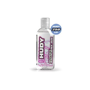 HUDY ULTIMATE SILICONE OIL 250 cSt - 100ML