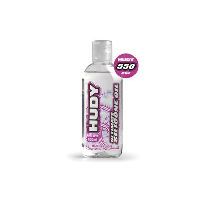 HUDY ULTIMATE SILICONE OIL 550 cSt - 100ML