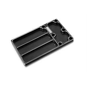 HUDY ALU TRAY FOR 1 / 10 OFF-ROAD DIFF ASSEMBLY