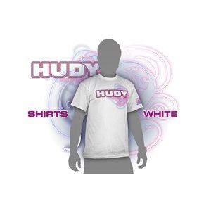 HUDY T-SHIRT - WHITE (XXL)