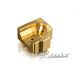 BRASS CHASSIS WEIGHT - FRONT 60G