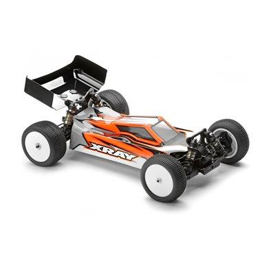 XRAY XB4D'21 - 4WD 1 / 10 ELECTRIC OFF-ROAD CAR