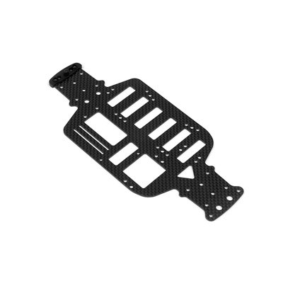 MICRO 6-CELL GRAPHITE CHASSIS - CNC MACHINED