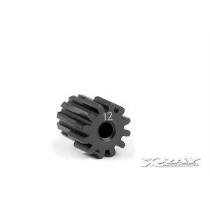 STEEL PINION GEAR 12T  /  48