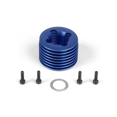 BLUE HEATSINK HEAD - CNC MACHINED + HEAD SHIM