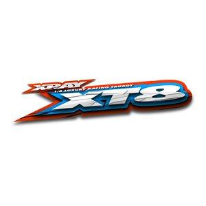 XRAY XT8'22 - 1 / 8 NITRO TRUGGY